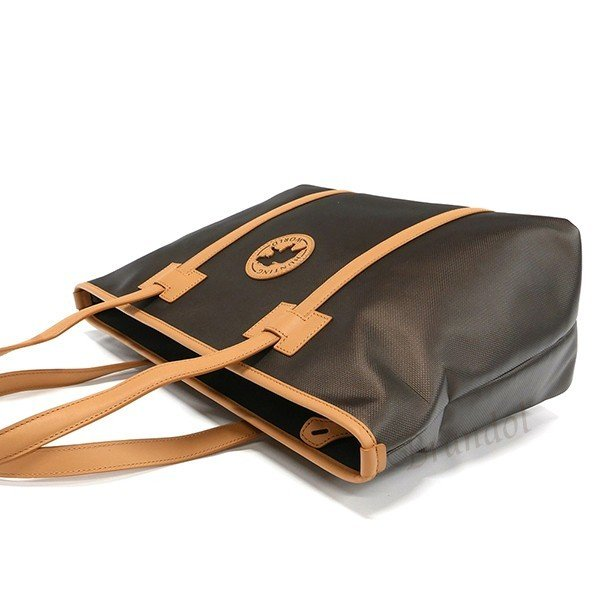 ハンティングワールド HUNTING WORLD メンズ トートバッグ AT EASE WATAMU ブラウン 7288 A90 [在庫品]|brandol|03