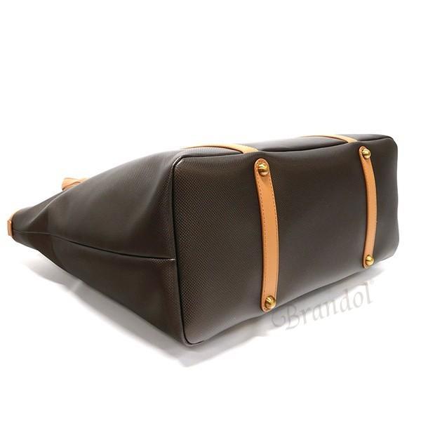 ハンティングワールド HUNTING WORLD メンズ トートバッグ AT EASE WATAMU ブラウン 7288 A90 [在庫品]|brandol|04