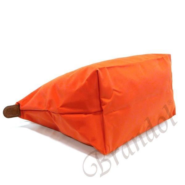 ロンシャン LONGCHAMP レディース トートバッグ ル・プリアージュ Sサイズ 折りたたみ ナイロントート オレンジ 1621 089 B44 [在庫品]