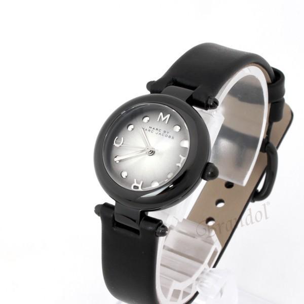 マークバイマークジェイコブス MARC BY MARC JACOBS レディース腕時計 ドッティ 26mm グレー MJ1415 [在庫品]|brandol|02