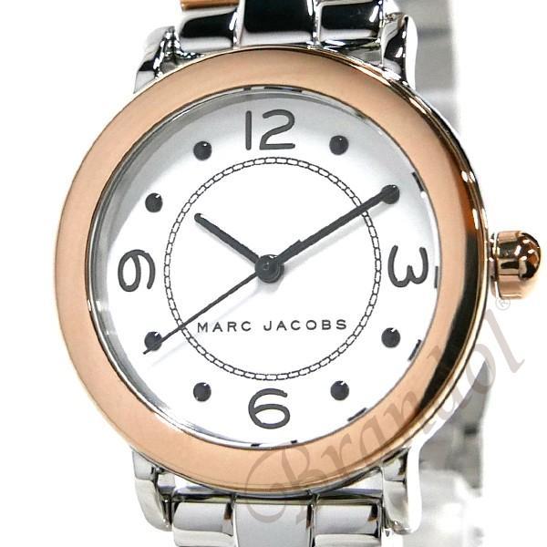 マークジェイコブス MARC JACOBS レディース 腕時計 ライリー RILEY 28mm シルバー×ピンクゴールド MJ3540 [在庫品]|brandol|03