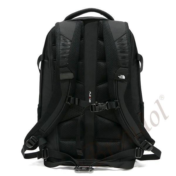 ザ・ノースフェイス THE NORTH FACE メンズ リュックサック RECON バックパック 31L ブラック NF00 CLG4 JK3 TNF BLACK [在庫品]|brandol|02