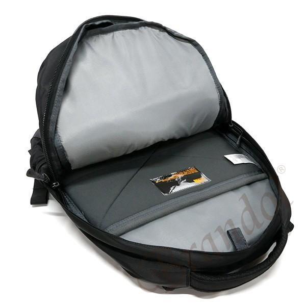 ザ・ノースフェイス THE NORTH FACE メンズ リュックサック RECON バックパック 31L ブラック NF00 CLG4 JK3 TNF BLACK [在庫品]|brandol|05