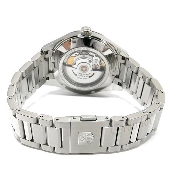 タグホイヤー TAG Heuer メンズ腕時計 カレラ キャリバー5 39mm 自動巻き ブラック×シルバー WAR211A.BA0782 [在庫品]|brandol|05