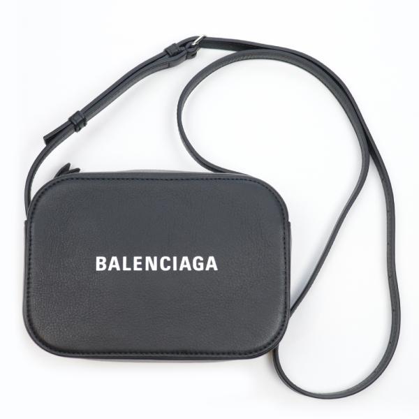 バレンシアガ バッグ BALENCIAGA ショルダーバッグ 552372 DLQ4N 1000 EVERYDAY XS ブラック 本革 レザー 黒★定番人気★