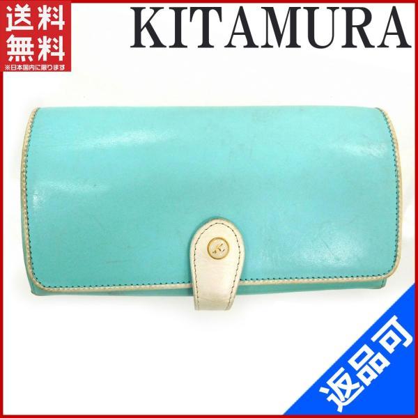 キタムラKitamura財布長財布中古X10689