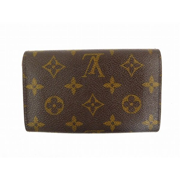 official photos 5acfe 9f641 ルイヴィトン LOUIS VUITTON 財布 二つ折り財布 廃盤レア M61735 ...