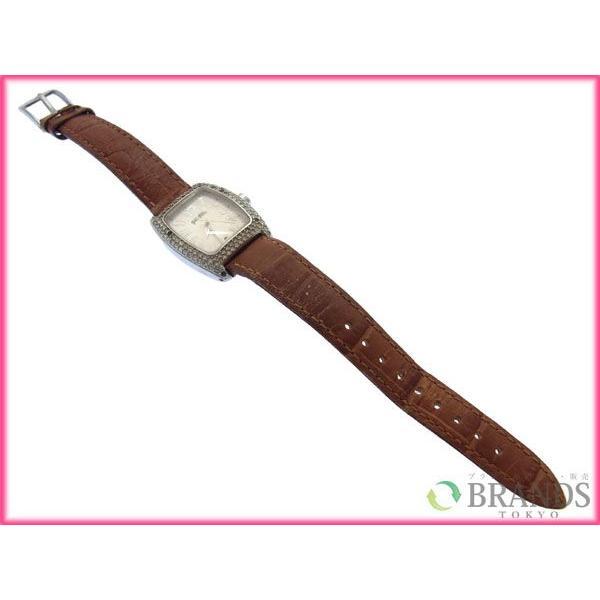[半額セール!] フォリフォリ Folli Follie 腕時計 ロゴ×ラインスローン 中古 X3056|brands|04