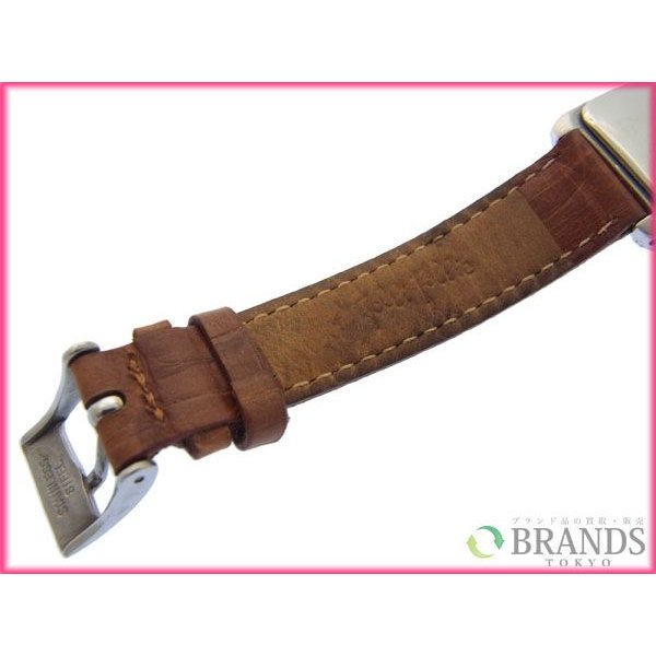 [半額セール!] フォリフォリ Folli Follie 腕時計 ロゴ×ラインスローン 中古 X3056|brands|06