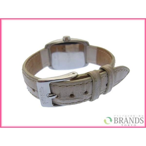 [半額セール!] フォリフォリ Folli Follie 腕時計 ロゴ 中古 X3132|brands|03