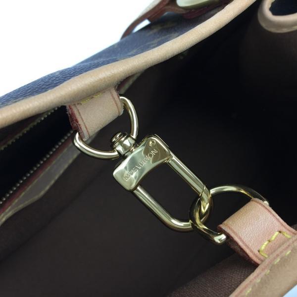 ルイヴィトン バティニョール オリゾンタル トートバッグ M51154 モノグラムキャンバス レディース LOUIS VUITTON 中古 K90201993