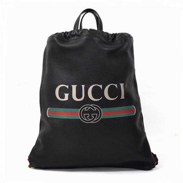 0b89502e1d80 【美品】 グッチ GUCCI ハンドバッグ 巾着リュック GG ウエビングライン ドローストリング バックパック