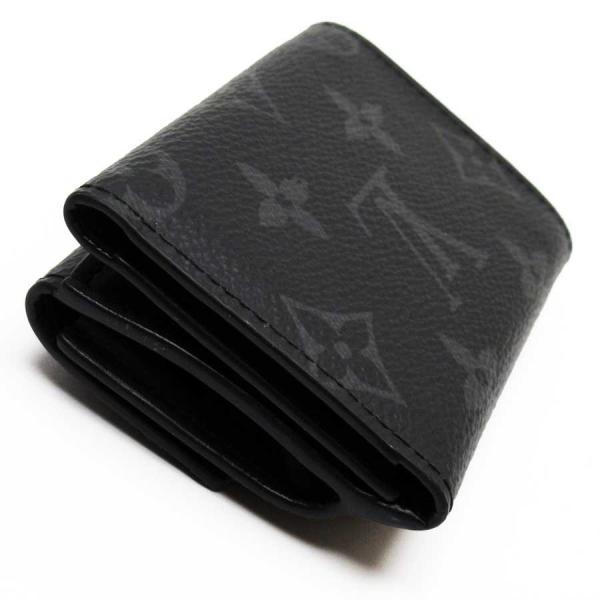ルイヴィトン Louis Vuitton 三つ折り財布 モノグラム・エクリプス ディスカバリー・コンパクト ウォレット キャンバス モノグラムエクリプス 定番人気|brandvalue-store|03