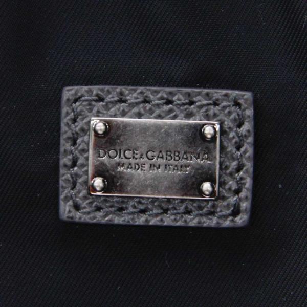【新品】ドルチェ&ガッバーナ DOLCE&GABBANA リュック SICILIA ロゴアップリケ ナイロン レッド