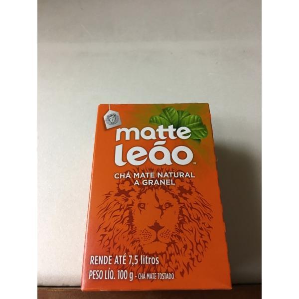 マテ茶 レオン matte Leao 100g