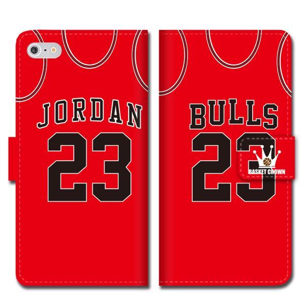 iPhoneXS Max XR X iPhone 8 7 6s 6 plus SE 5s スマホ ケース 手帳型 カバー ブランド バスケットボール NBA マイケル ジョーダン 23 JORDAN ブルズ ダンク brave-sports 04