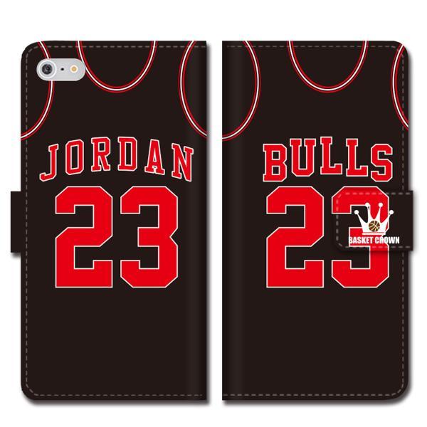 iPhoneXS Max XR X iPhone 8 7 6s 6 plus SE 5s スマホ ケース 手帳型 カバー ブランド バスケットボール NBA マイケル ジョーダン 23 JORDAN ブルズ ダンク brave-sports 06