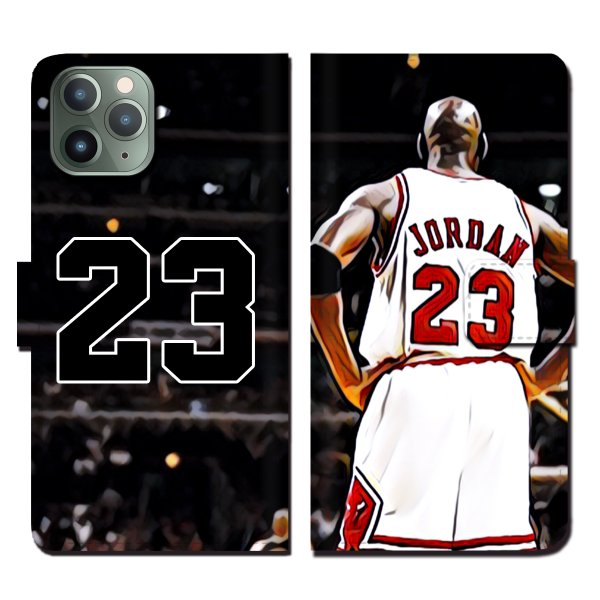 iPhoneXS Max XR X iPhone 8 7 6s 6 plus SE 5s スマホ ケース 手帳型 カバー ブランド バスケットボール NBA マイケル ジョーダン 23 JORDAN ブルズ ダンク brave-sports 08