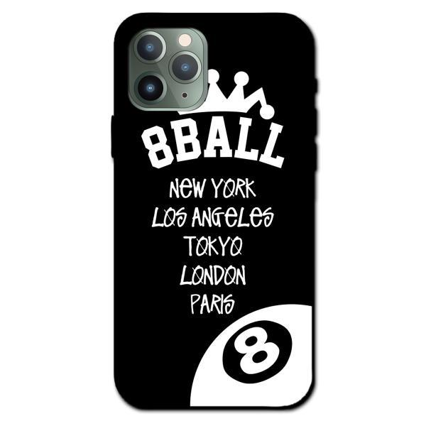 iPhoneXS Max XR X iPhone 8 7 6s 6 plus SE 5s galaxy xperia ハード スマホ ケース カバー ビリヤード エイトボール ナイン 8ball キュー POOL|brave-sports|02