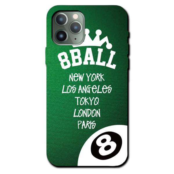 iPhoneXS Max XR X iPhone 8 7 6s 6 plus SE 5s galaxy xperia ハード スマホ ケース カバー ビリヤード エイトボール ナイン 8ball キュー POOL|brave-sports|06