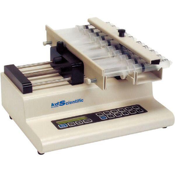 KDS230P:プログラム式プル付マルチシリンジポンプ ※取寄品|brck