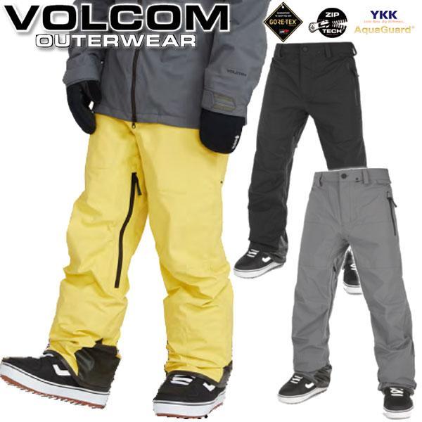 20-21 VOLCOM/ボルコム ROAN BIB overall メンズ レディース スノーウェアー ビブパンツ スノーボードウェア 2021