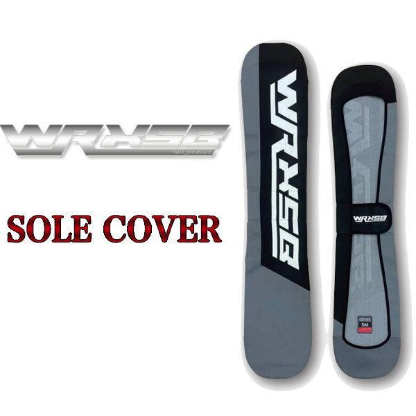 WRX SB/ダブルアールエックス SOLECOVER KNIT eb's スノーボード ニットケース ソールカバー エビス 2022