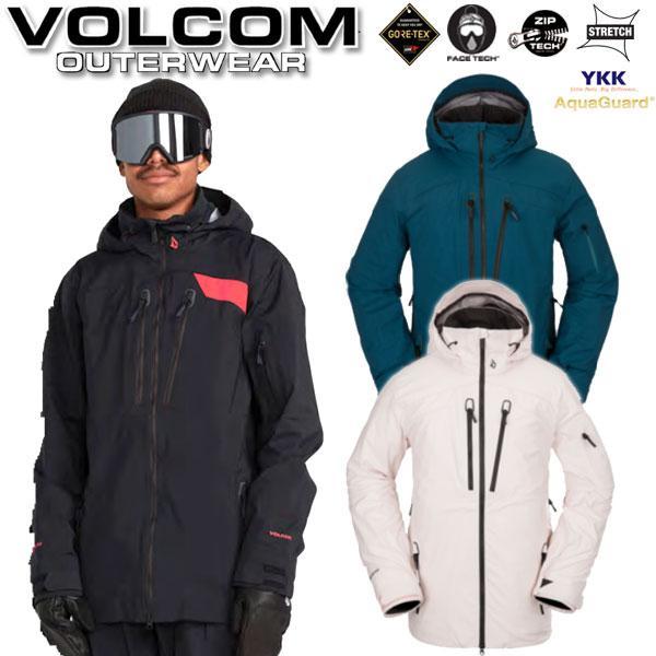 20-21 VOLCOM/ボルコム GUCH STRETCH GORE-TEX jacket メンズ レディース スノーウェアー ゴアテックスジャケット スノーボードウェア 2021