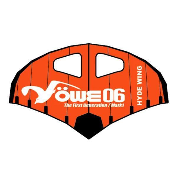 HYDE KITE MOWE 6平米 ハイドカイト メーヴェ サーフウイング カイトウイング ウイングサーフィン ウイングフォイル