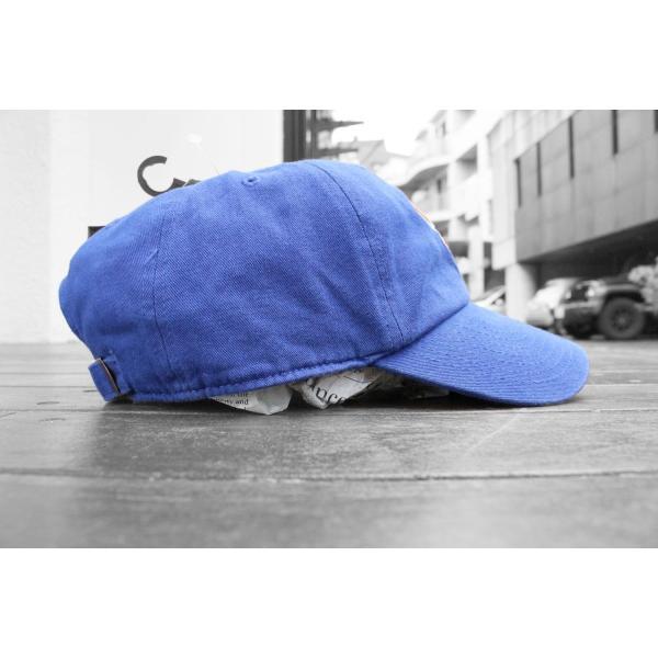 '47 ブランド ニューヨーク ニックス クリーン アップ キャップ ブルー 帽子 / '47 BRAND NEW YORK KNICKS CLEAN UP CAP [BLUE]|breaks-general-store|02