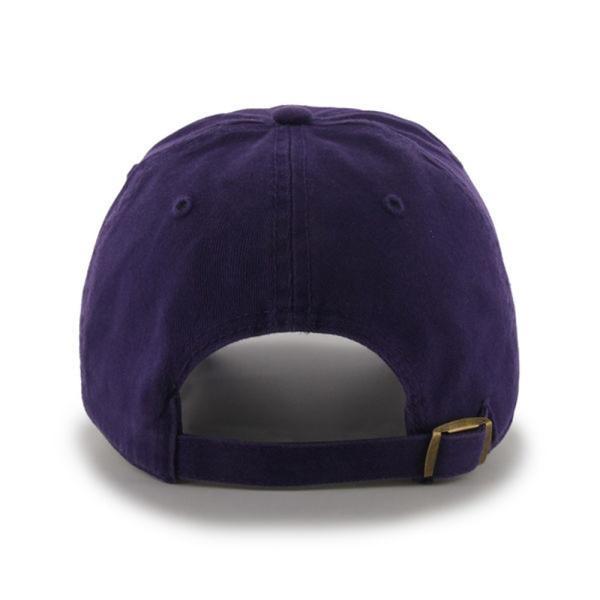 '47 ブランド ニューヨーク ヤンキース クリーン アップ キャップ パープル / '47 BRAND NEW YORK YANKEES CLEAN UP CAP [PURPLE] breaks-general-store 02
