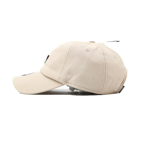 プレイボーイ メタル ピン キャップ カーキ ベージュ 帽子 / PLAYBOY METAL PIN CAP [KHAKI]|breaks-general-store|04