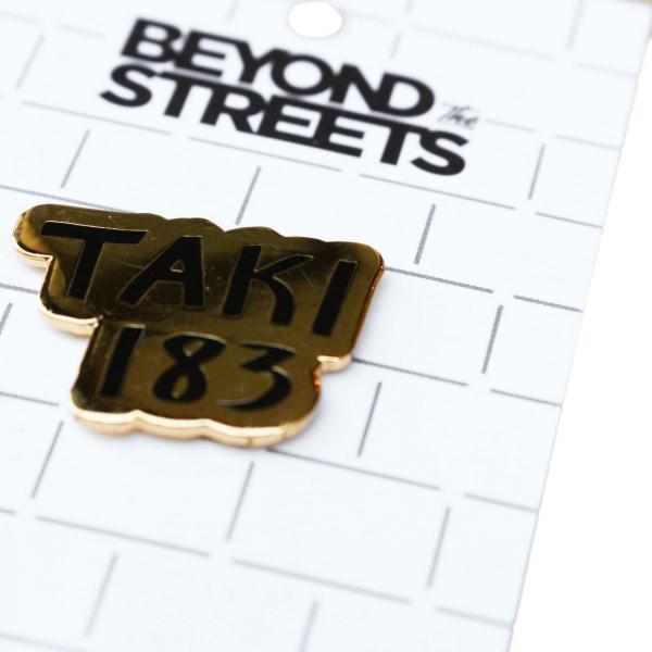 タキ 183 ピンズ ゴールド / TAKI 183 PIN [GOLD]|breaks-general-store|02