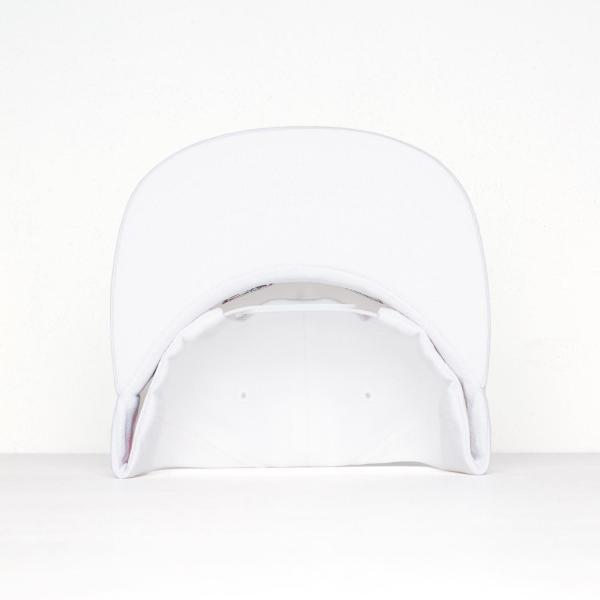 バイ パラ 5パネル キャップ ゲーリー ピンク  / BY PARRA 5 PANEL HAT GARY [WHITE]|breaks-general-store|05