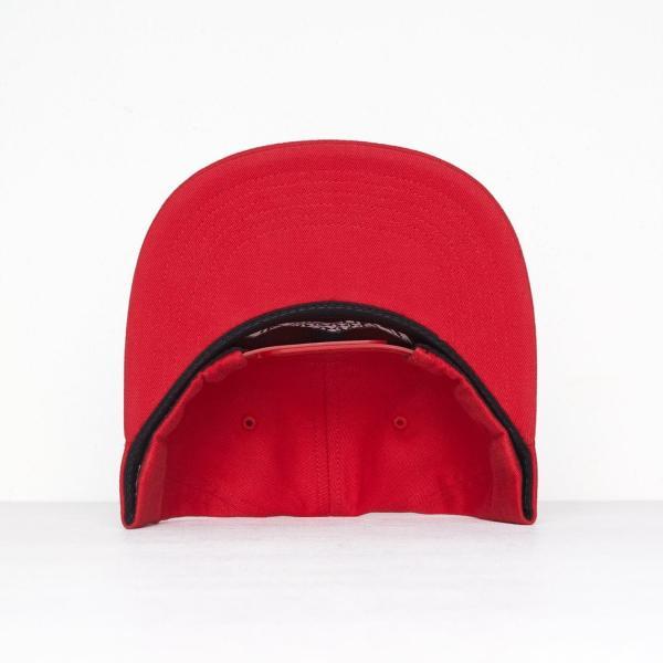 バイ パラ 6 パネル キャップ ノット レーシング レッド  / BY PARRA 6 PANEL HAT NOT RACING [RED]|breaks-general-store|05