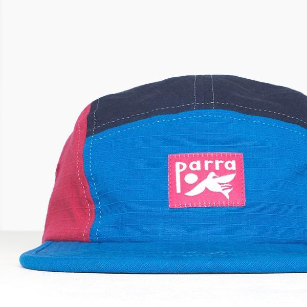バイ パラ バード ダッヂング ボール 5 パネル バレー ハット キャップ マルチ / BY PARRA BIRD BALL 5 PANEL VOLLEY HAT [MULTI] breaks-general-store 02