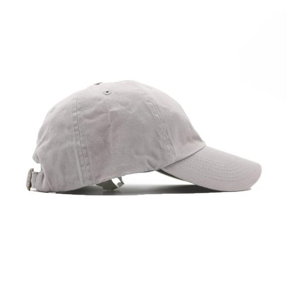 シガレット ロゴ キャップ グレー 帽子 / CIGARETTE LOGO CAP [GRAY]|breaks-general-store|02