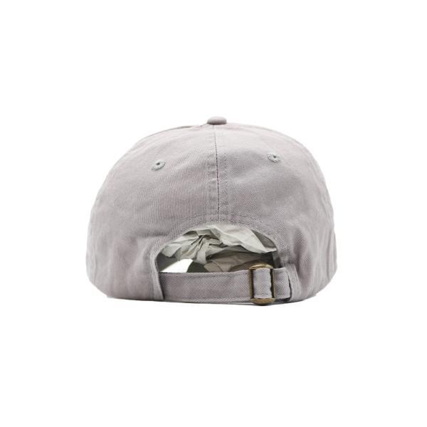 シガレット ロゴ キャップ グレー 帽子 / CIGARETTE LOGO CAP [GRAY]|breaks-general-store|03