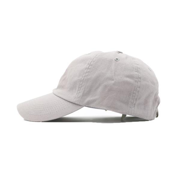 シガレット ロゴ キャップ グレー 帽子 / CIGARETTE LOGO CAP [GRAY]|breaks-general-store|04