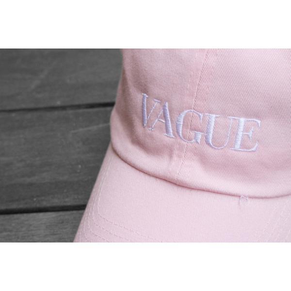シガレット スーパーモデル キャップ ピンク 帽子 / CIGARETTE SUPERMODEL CAP [PINK]|breaks-general-store|02