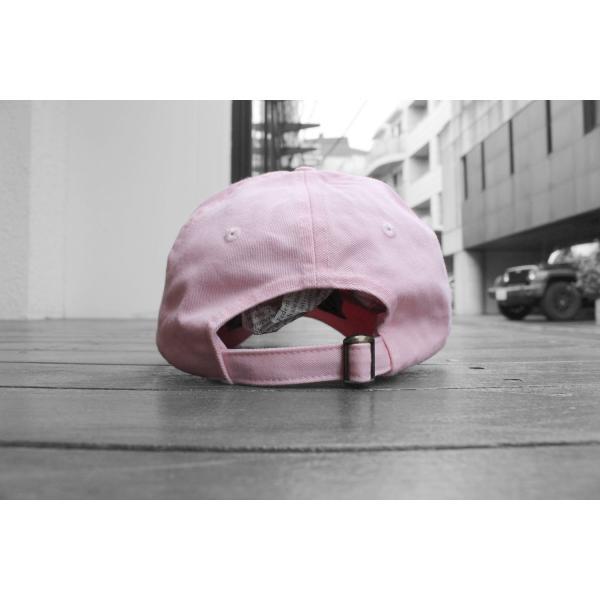 シガレット スーパーモデル キャップ ピンク 帽子 / CIGARETTE SUPERMODEL CAP [PINK]|breaks-general-store|04