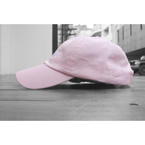 シガレット スーパーモデル キャップ ピンク 帽子 / CIGARETTE SUPERMODEL CAP [PINK]|breaks-general-store|05