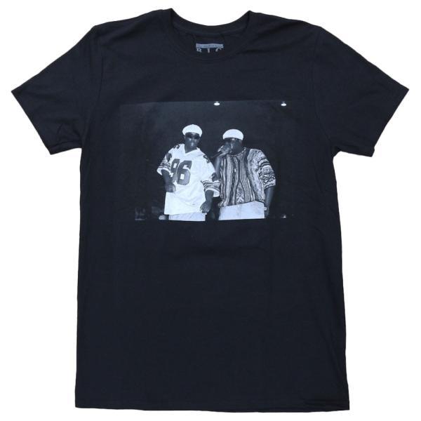 ノートリアス B.I.G. & P.ディディー Tシャツ ブラック / NOTORIOUS B.I.G. & P. DIDDY S/S TEE [BLACK] breaks-general-store