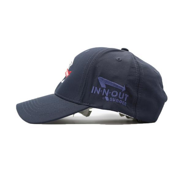 インアンドアウト バーガー チルドレン ベネフィット ゴルフ トーナメント キャップ 帽子 / IN-N-OUT BURGER CHILDREN'S BENEFIT GOLF TOURNAMENT CAP [NAVY] breaks-general-store 04