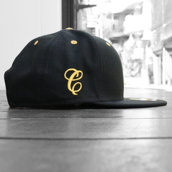ミスター カートゥーン ニューエラ ロングビーチ スナップバック キャップ ブラック 帽子 / MISTER MR CARTOON X NEW ERA X LONG BEACH SNAPBACK CAP [BLACK]|breaks-general-store|03