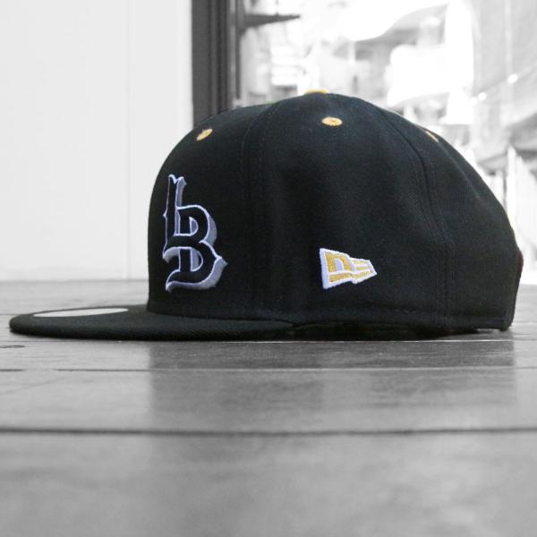 ミスター カートゥーン ニューエラ ロングビーチ スナップバック キャップ ブラック 帽子 / MISTER MR CARTOON X NEW ERA X LONG BEACH SNAPBACK CAP [BLACK]|breaks-general-store|05