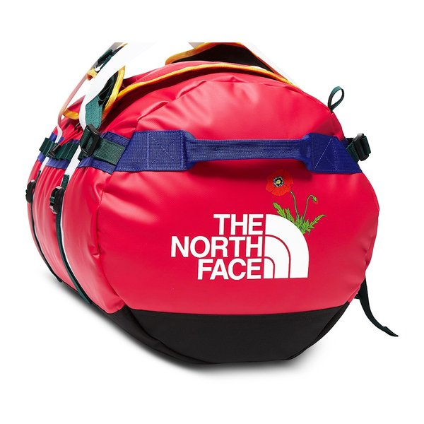 日本未発売 ザ ノースフェイス X ノードストローム ベース キャンプ ダッフル レッド 71L / THE NORTH FACE X NORDSTROM MEDIUM BASE CAMP DUFFEL BAG [RED]|breaks-general-store|02