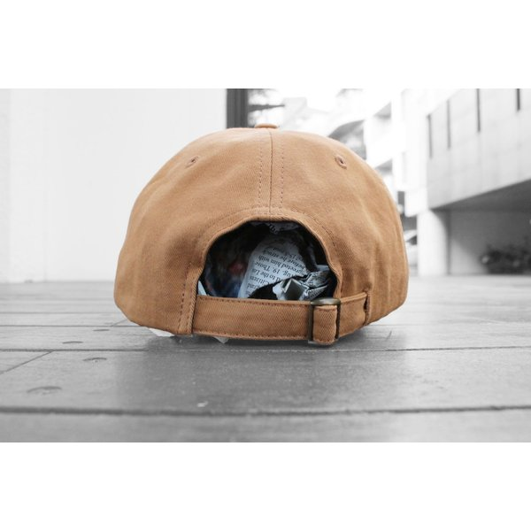 ポーラー スケート SK8 キャップ キャメル 帽子 / POLAR SKATE CO. SK8 CO CAP [CAMEL]|breaks-general-store|04