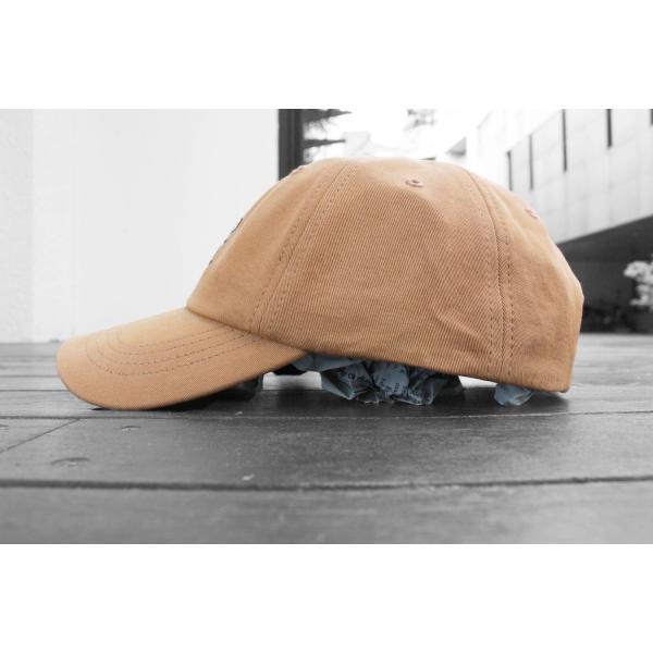 ポーラー スケート SK8 キャップ キャメル 帽子 / POLAR SKATE CO. SK8 CO CAP [CAMEL]|breaks-general-store|05