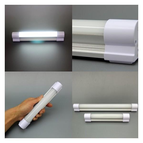 ハンディーブライト(小) 充電式ポータブルLED蛍光灯 |breakstyle|04